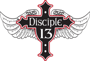 Disciple Thirteen Logo